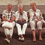 Photo of three ladies